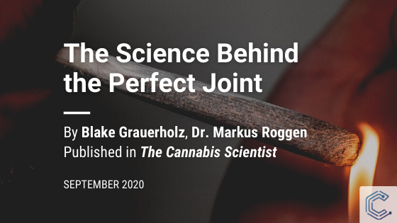 the science behind the perfect joint