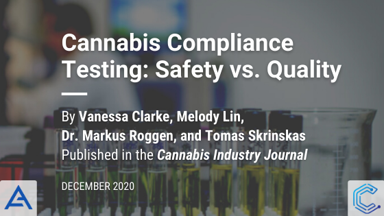 cannabis compliance testing